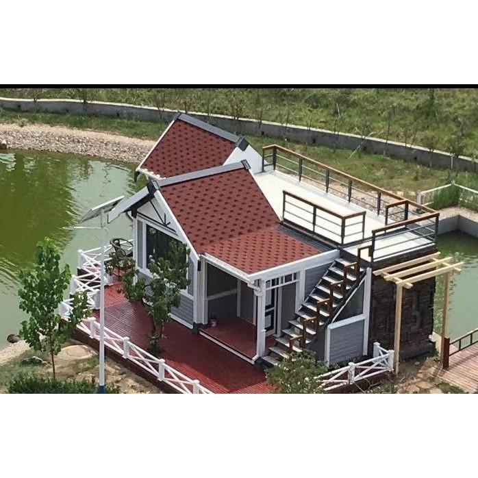 模組化鋼構屋-組合式房屋防颱抗震