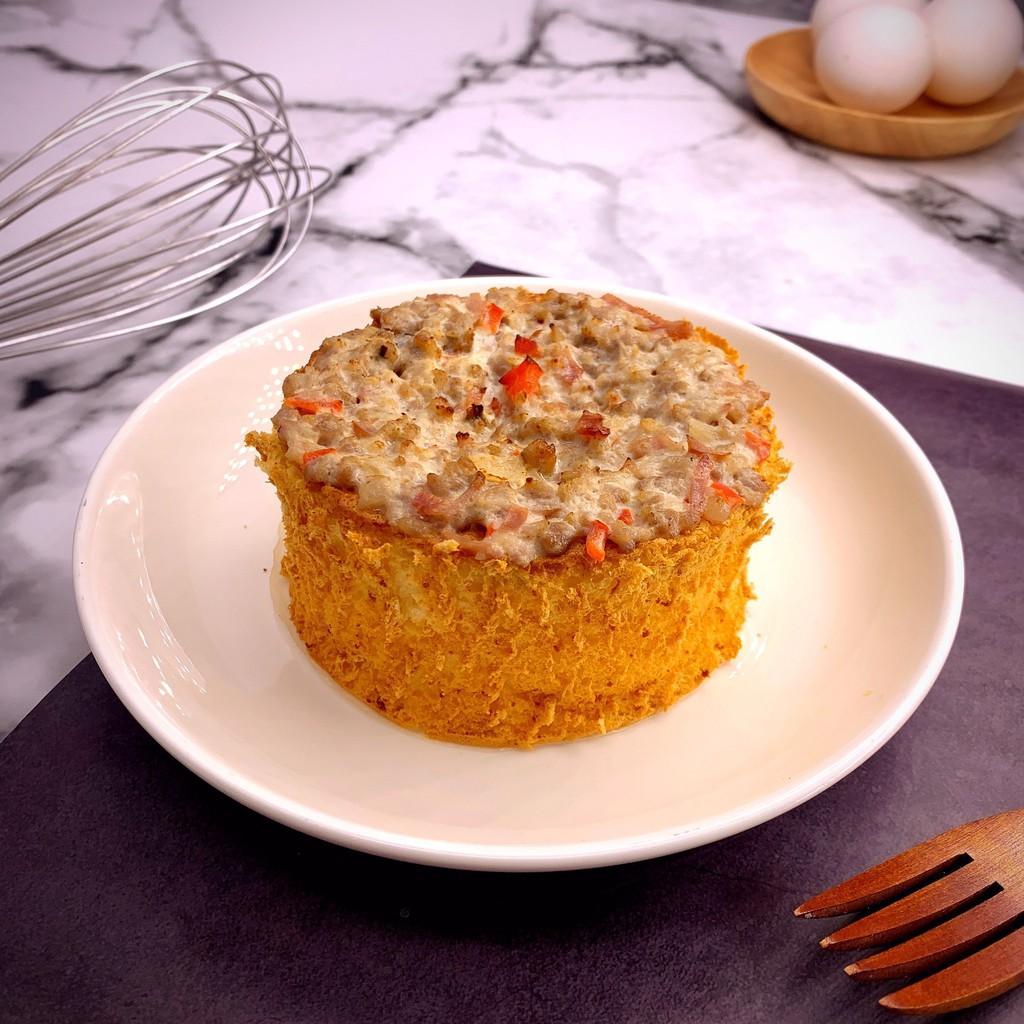 黃正宜生酮餐 古早味肉燥起士蛋糕/4吋