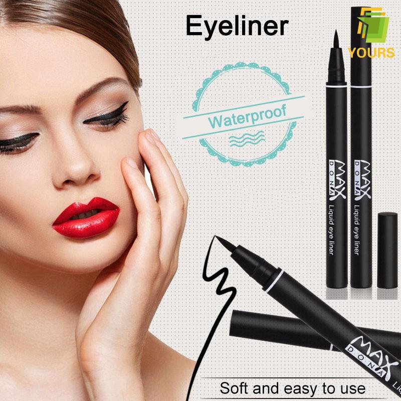 美容黑色防水眼線液筆眼線筆化妝化妝品