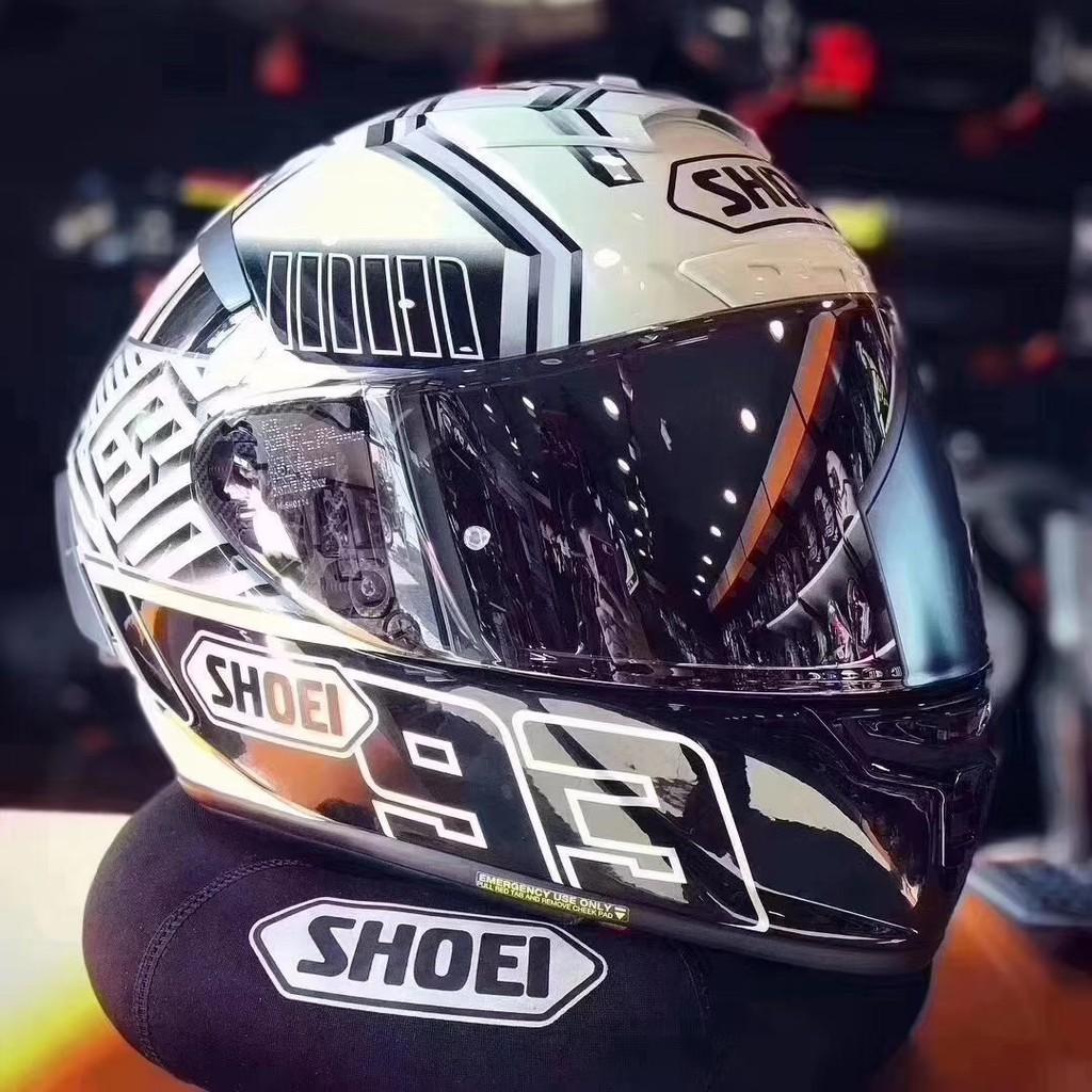 【日本 免運】SHOEI X14 白螞蟻 全罩安全帽 摩托車 機車 安全帽 四季通用