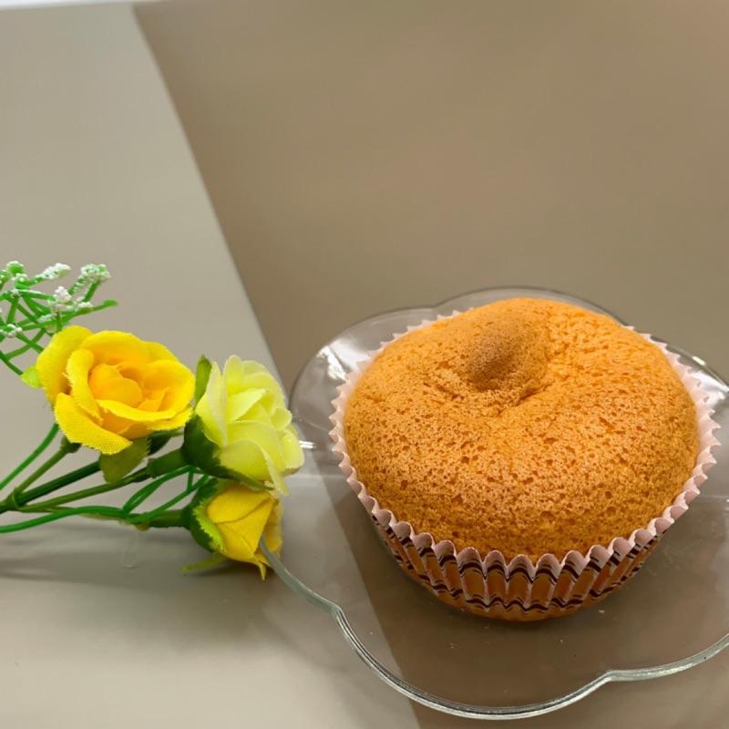 黃正宜生酮餐 6卡橙蜜杯子蛋糕