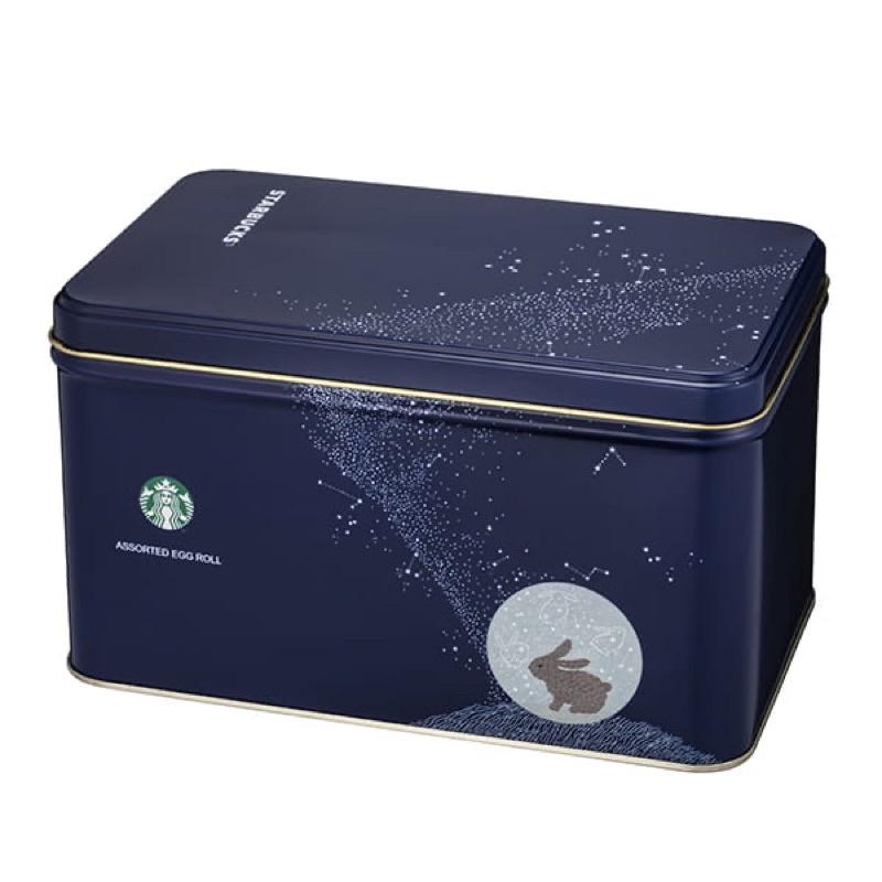 [星巴克]臻選綜合蛋捲禮盒 精選咖啡蛋捲禮盒 咖啡捲心酥 法蘭酥禮盒 2021中秋限定禮盒