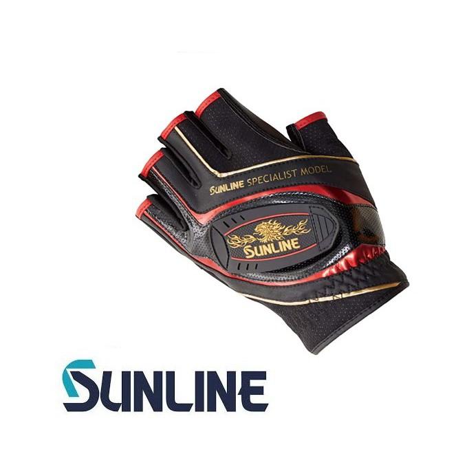 釣之夢~SUNLINE SUG-504 新款帥氣獅子手套