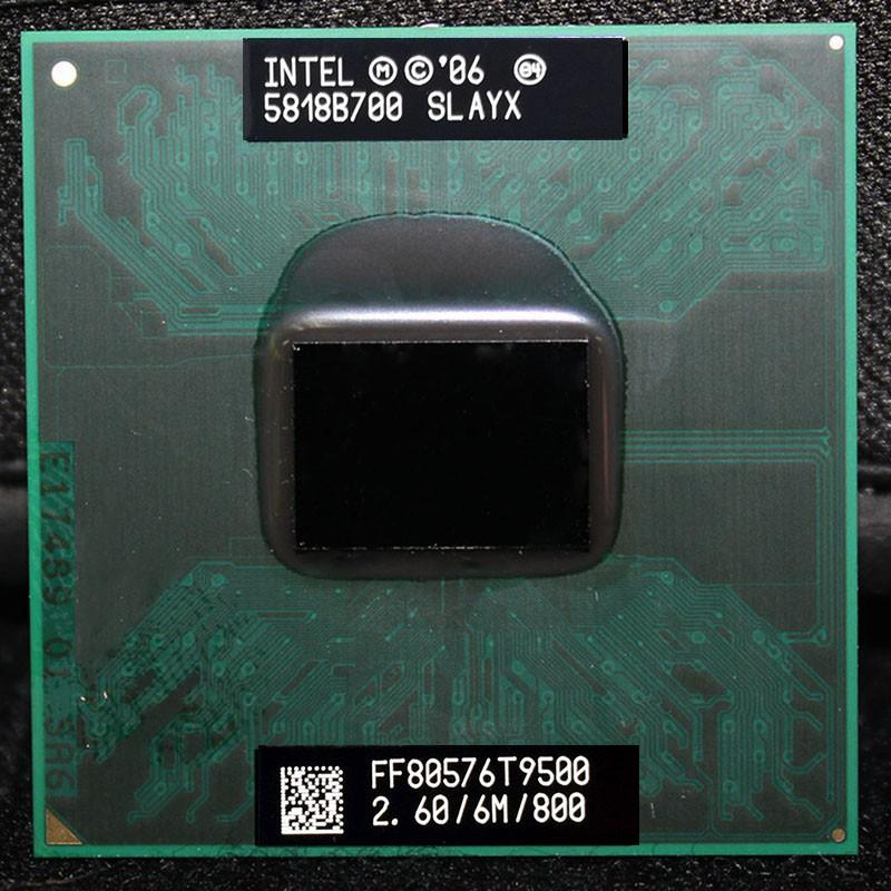 Intel Core 2 T9500 全新正式版965 GL40攻頂 T9300 T8300 T8100請參考