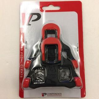 單車大盤 VP BLK-SL 紅色0度 止滑鞋底板 卡踏扣片 SPD系統 支援SHIMANO卡踏SL*6800*105 台中市