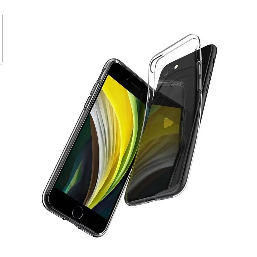 韓國 SGP Spigen iPhone SE 2020 iPhone7/8 Liquid Crystal 手機保護殼
