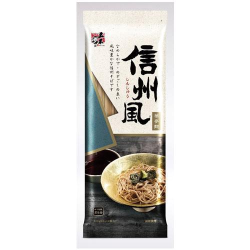 五木信州風蕎麥麵320g【愛買】