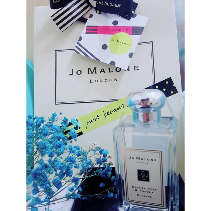 Jo Malone 100ml 英國梨與小蒼蘭 香水 日本旅遊購買