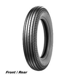 [ HA 哈利 ] SHINKO E270 5.00-16 黑邊 須裝內胎 ( firestone 鋸齒胎 883 )