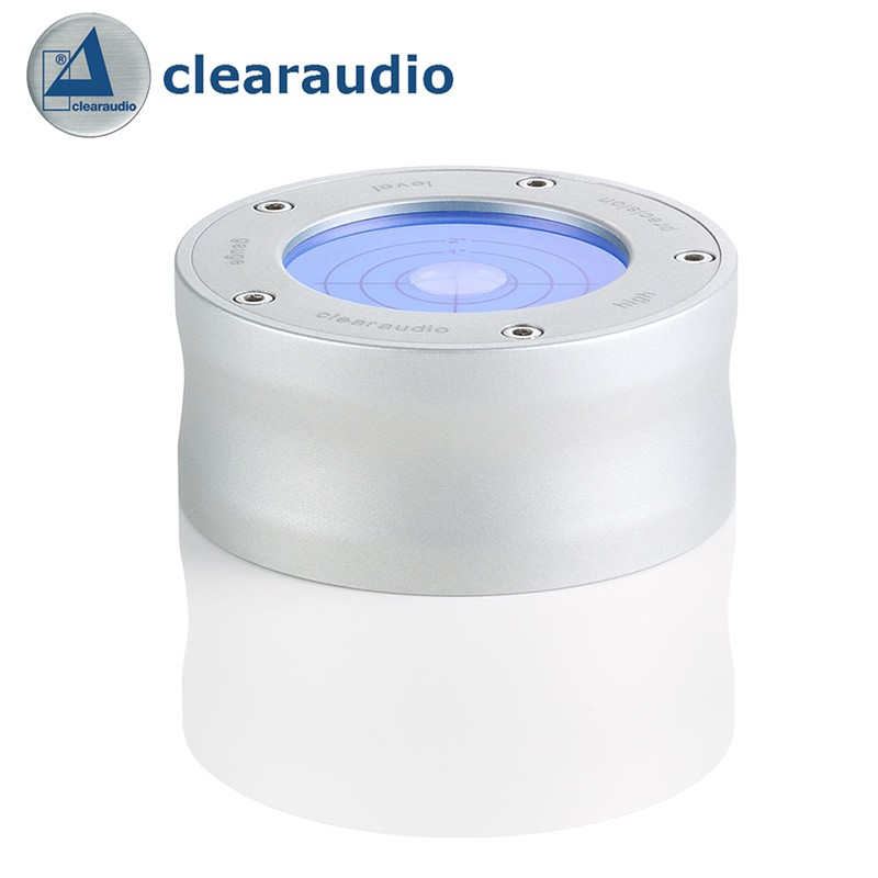 (新品平輸) Clearaudio 清澈黑膠唱片鎮帶水平儀
