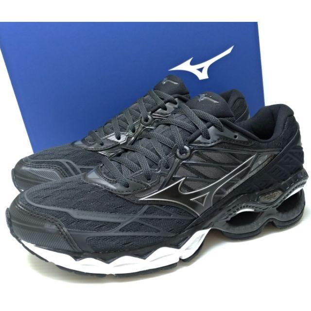 ✩Pair✩ 美津濃 MIZUNO WAVE CREATION 20 男鞋 J1GC190112 極限慢跑鞋 大8 避震