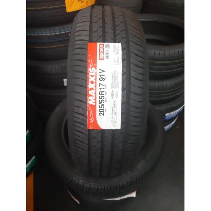 **瘋輪胎** 瑪吉斯 MAXXIS MS360 205/55-17 本月特賣超低價 歡迎詢價
