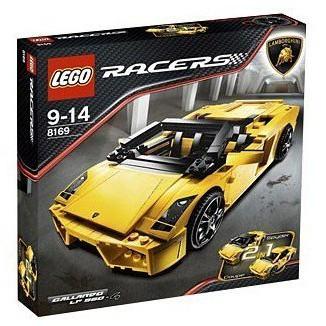 [玩樂高手附發票]公司貨 樂高 LEGO 8169 藍寶基尼