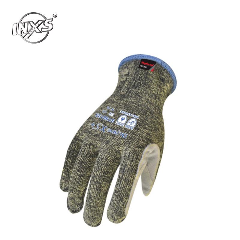 赛立特(INXS) 防割手套 BLADE防切割系列 防切割5级,贴皮/防穿刺/防阻燃手套;ST58133