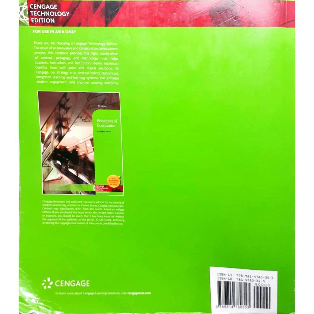 Principles of Economics (CTE)(8版)