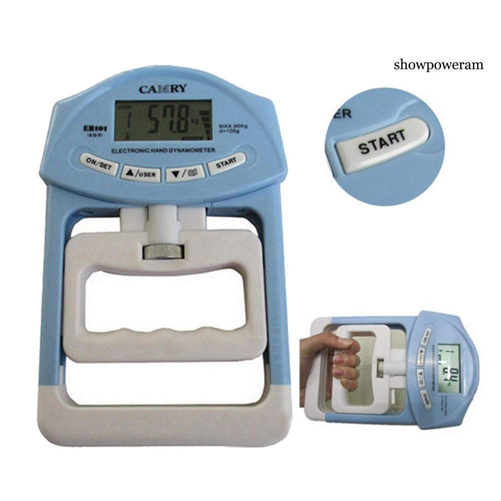 Sp 198lb / 90kg 電子數字 Lcd 手握強度血壓計測量儀