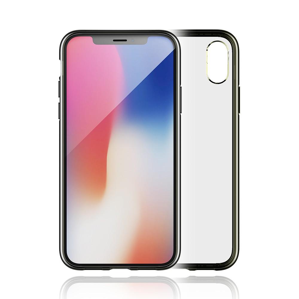 JTLEGEND iPhone X 雙料減震保護殼_官旗店