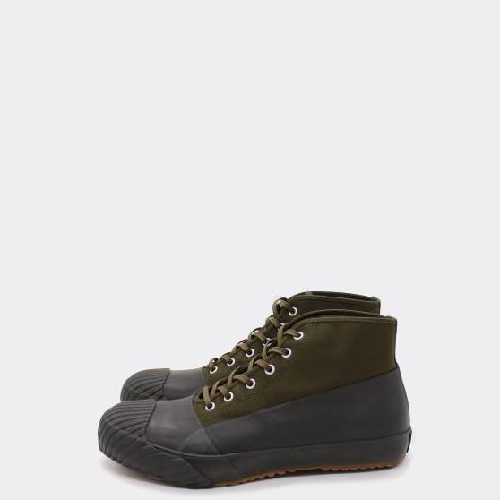 MOONSTAR - ALWEATHER / ARMY GREEN 雨鞋