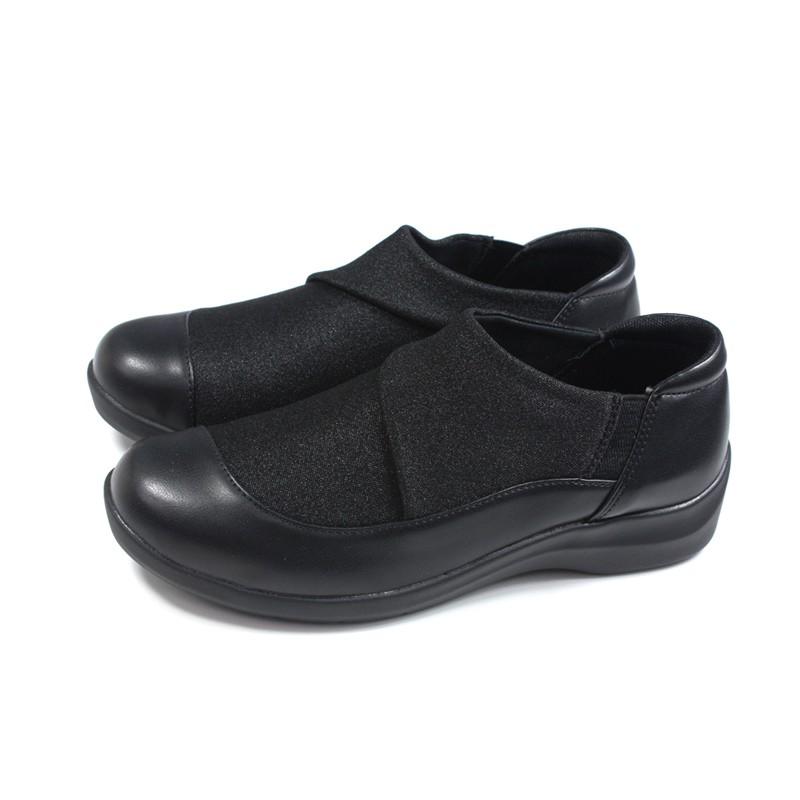 Moonstar Eve 休閒鞋 懶人鞋 黑色 女鞋 EV3086 no400