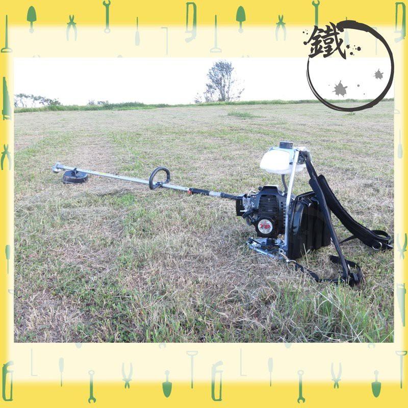 日本 KAAZ VRS400 原裝傳動桿 + 三菱 TB-43 二行程背負式割草機【小鐵五金】