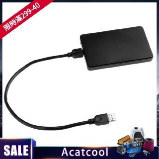 現發✥新款2.5寸USB3.0 SATA移動硬碟盒 免螺絲支持3TB (4色可選)