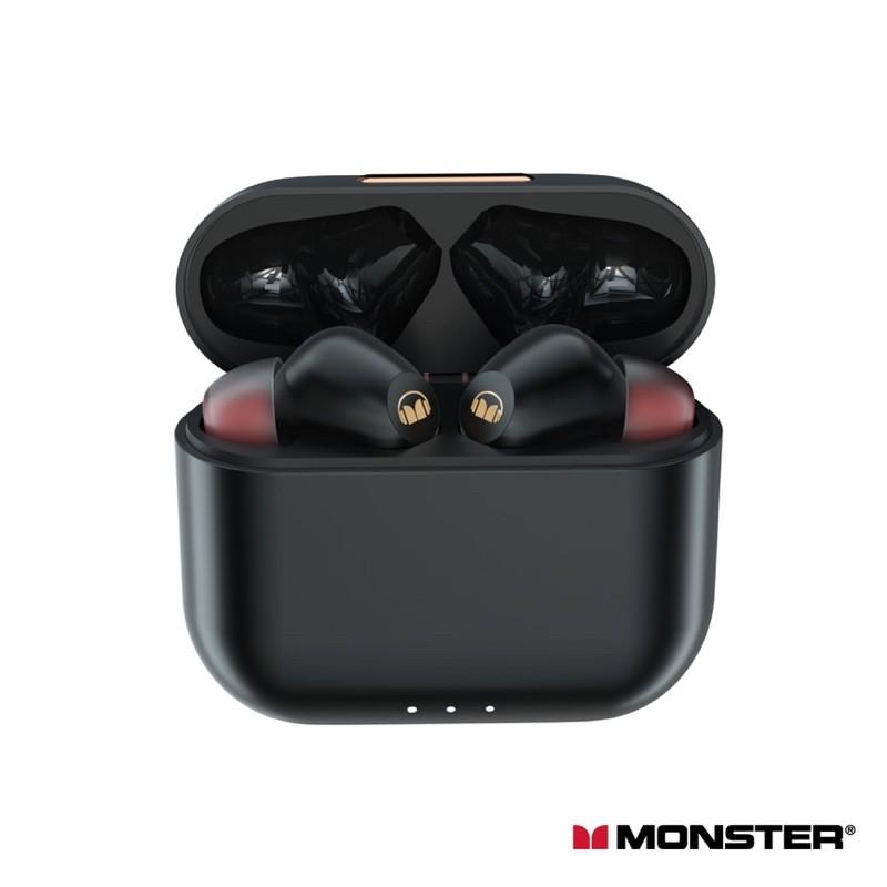 🔥多送耳機帆布袋🔥美國魔聲原廠公司貨Monster Clarity 6.0 ANC主動降噪真無線藍牙耳機 樂享新靜界