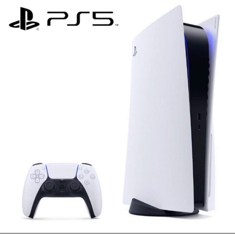 PlayStation5 PS5 主機(光碟版)8/13可當天取貨