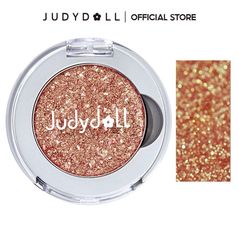 Judydoll橘朵單色眼影G系列L系列 柔光幻彩閃耀珠光網紅款鑽石色現貨【官方正品】