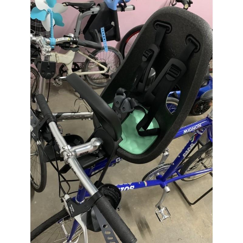 Thule yepp nexxt mini 湖水綠 腳踏車前置兒童座椅