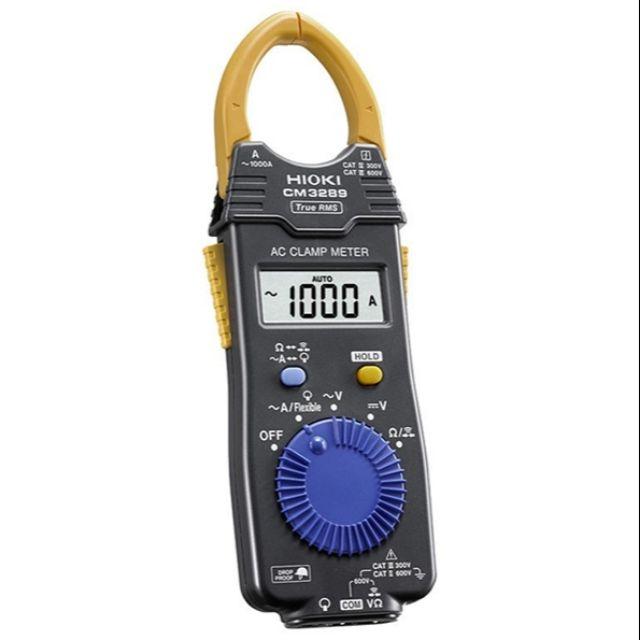 HIOKI CM3289 AC電流勾表