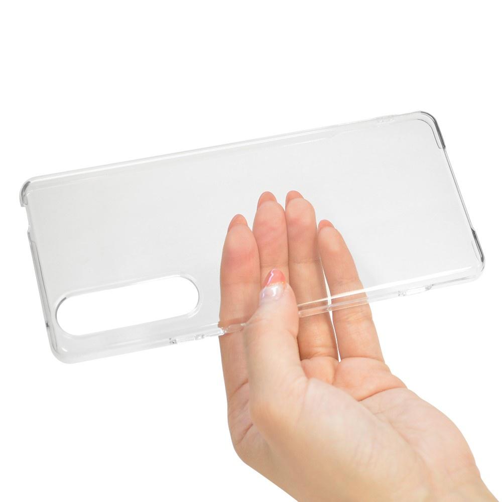 ✥♕Rasta Banana 索尼Xperia 1 II手機保護殼SONY Mark2透明背殼套硬