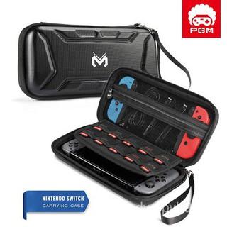 [最新商品] PGM 鋼鐵外型 硬殼收納包 Nintendo Switch 主機 保護包 防撞包 手提包 硬殼包 nFe