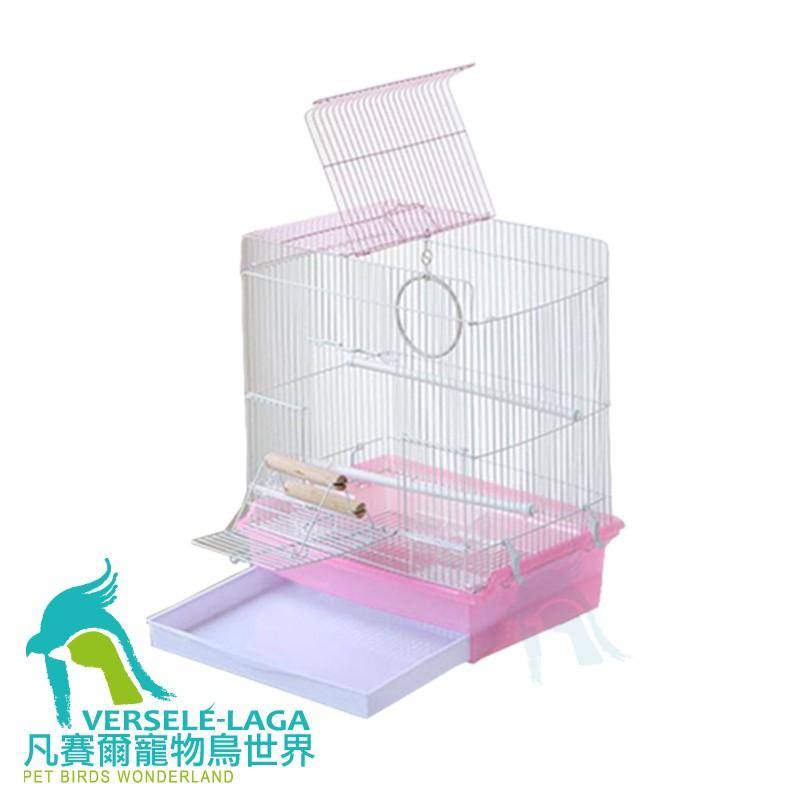 日本Marukan棕櫚鳥粉紅宮