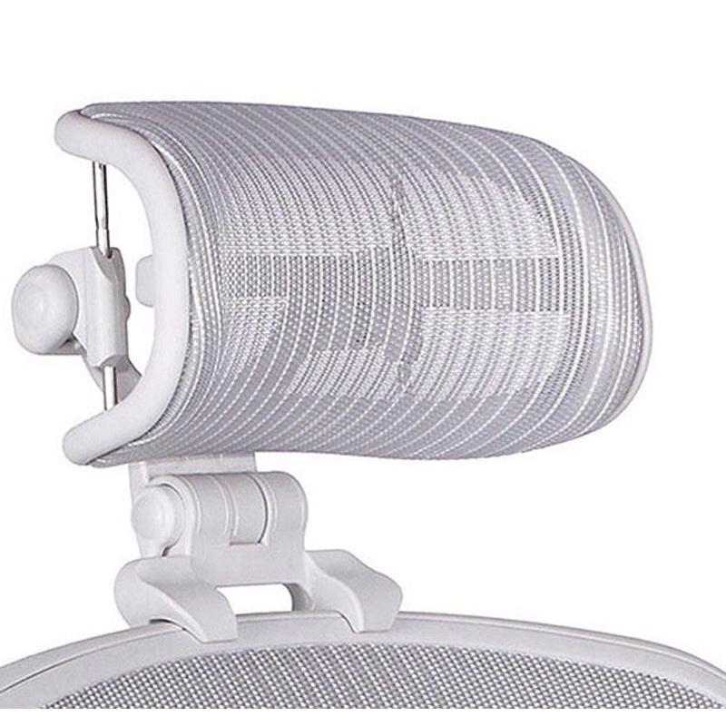 2021新版 現貨 美製礦石白 專用挺拔頭枕 HermanMiller AERON 2.0網式頭枕價可議