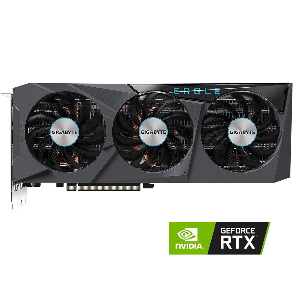 技嘉 Gigabyte  Eagle GeForce RTX 3070 Ti 8GB GDDR6X