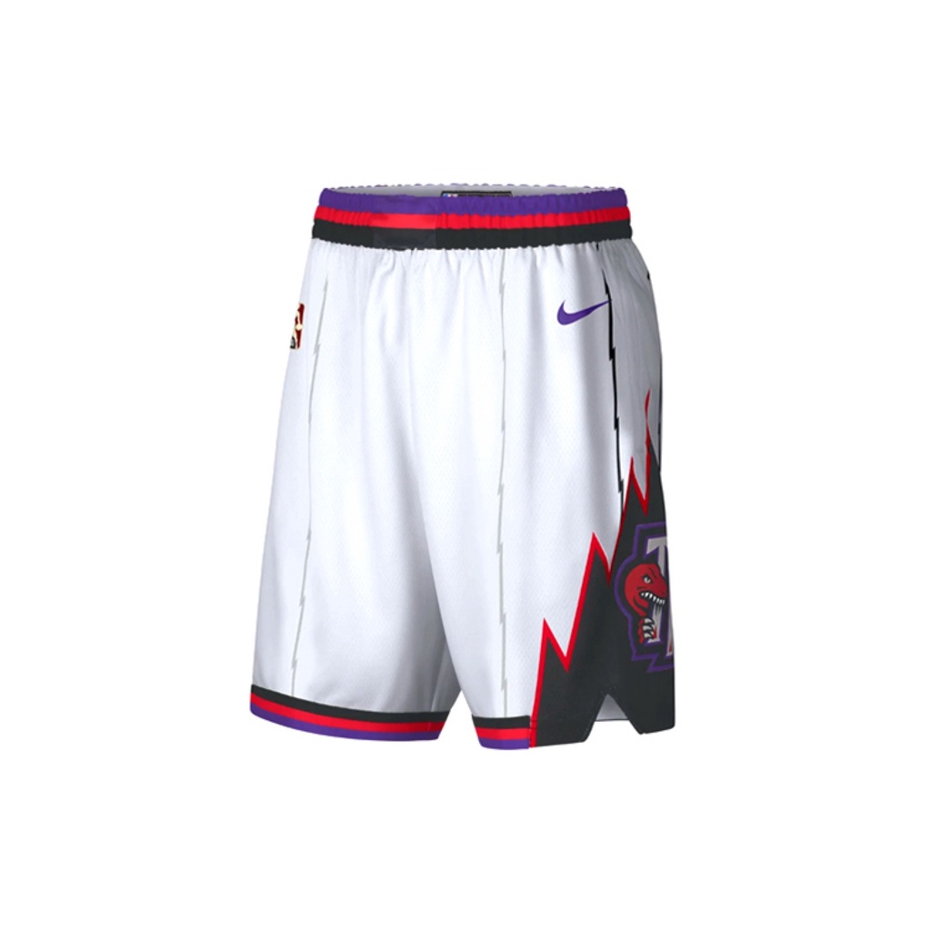 Nike NBA籃球褲 暴龍隊球褲 復古短褲 卡特 麥迪籃球褲 復古運動短褲 NBA籃球褲 透氣五分褲 運動短褲