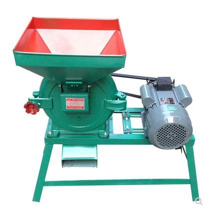 地臣牌280玉米粉碎機飼料大米黃豆中藥材磨粉機打粉機