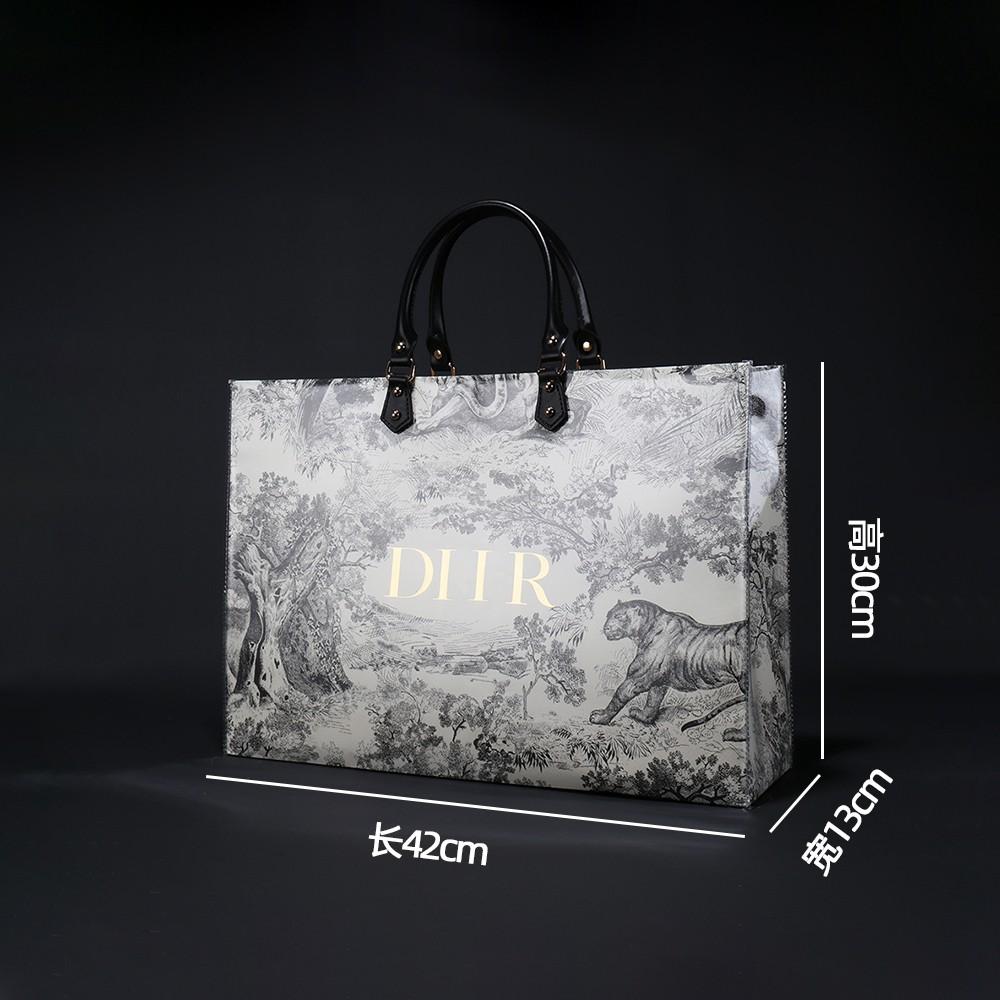 ◑❖紙袋改造包 DIY包包 購物包 紙袋改造/材料包 附圖解教學!