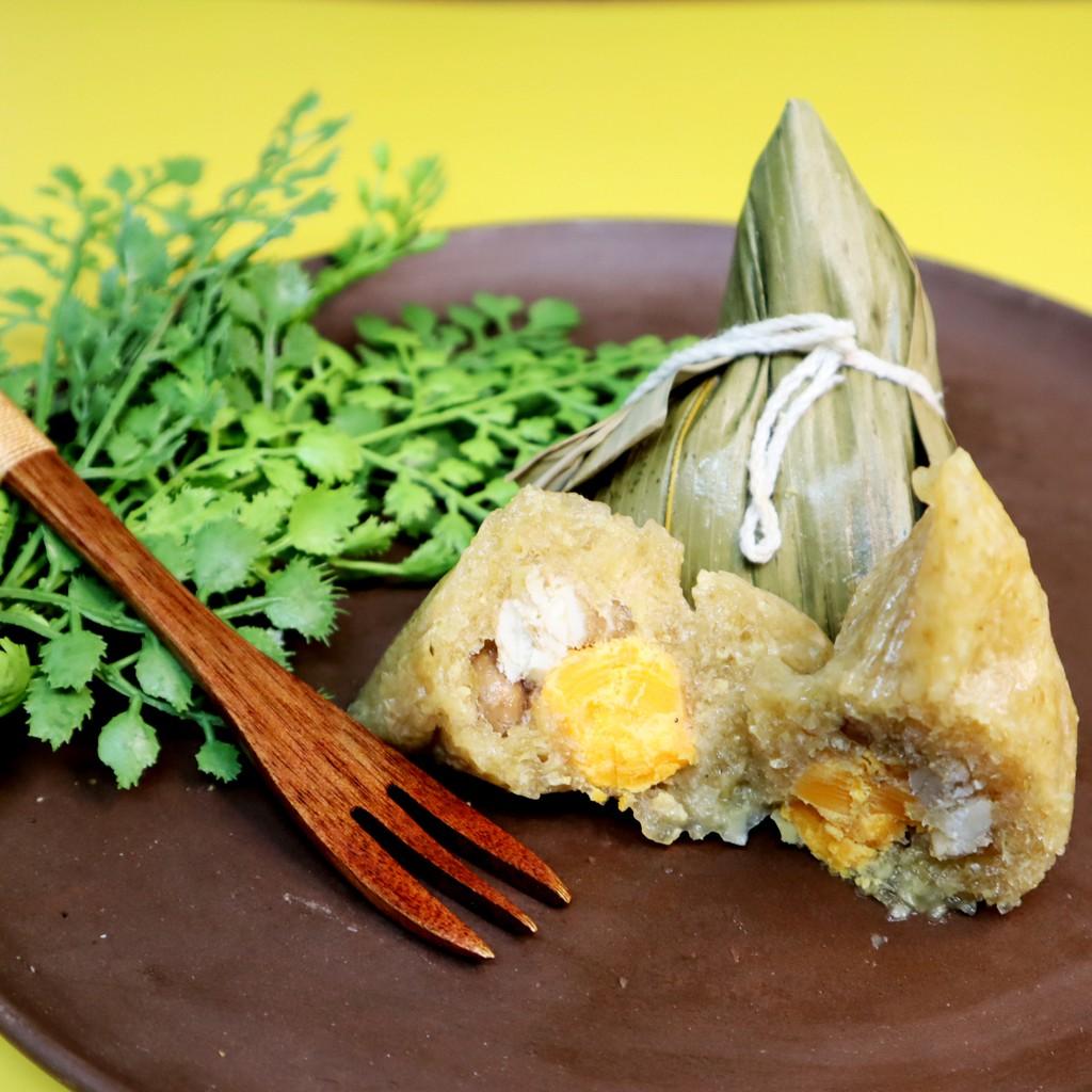 黃正宜生酮餐 87卡花生偽米粽