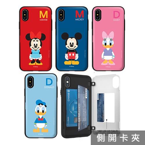 韓國 迪士尼 手機殼 磁扣卡夾│5G A52 A42 A71 A51│A50 A30s A9 A8s A8