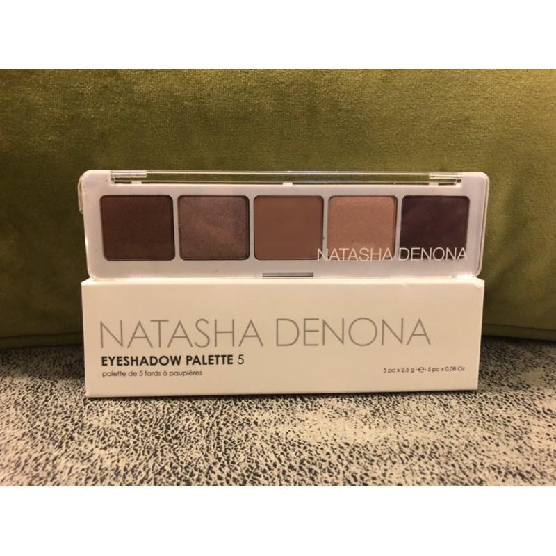 NATASHA DENONA Mini Nude眼影盤5pc X 2.5g