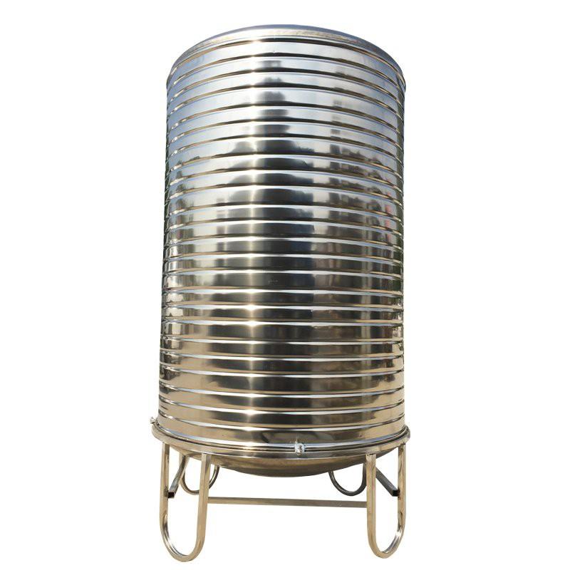 【直郵到府-環保型大容量儲水塔】304不銹鋼水箱水塔家用立式加厚太陽能樓頂廚房儲水罐酒罐蓄水桶【儲水塔】
