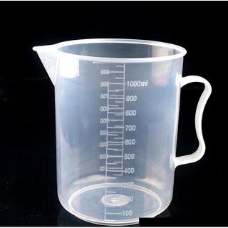 快速寄出 1000ml塑料量杯 液體量杯 pp量杯 刻度杯 烘焙用量杯 大量杯 1000ML大容量量杯 1000CC量杯 新北市