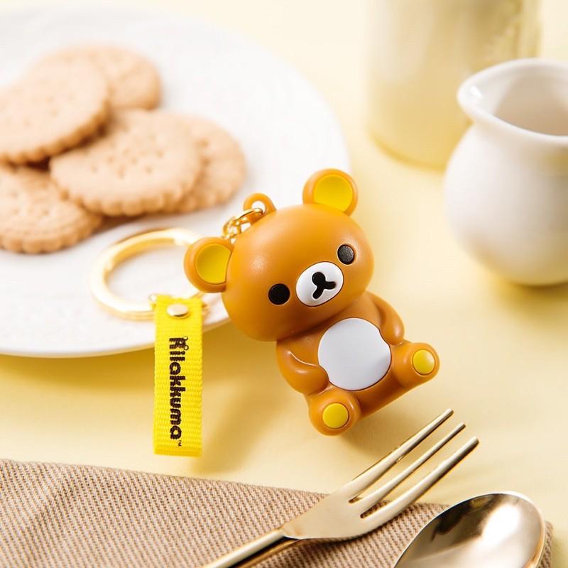 拉拉熊3D造型悠遊卡