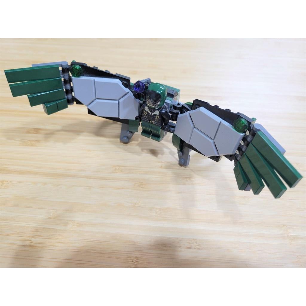 『Arthur樂高』LEGO 蜘蛛人 76083 拆賣 禿鷹
