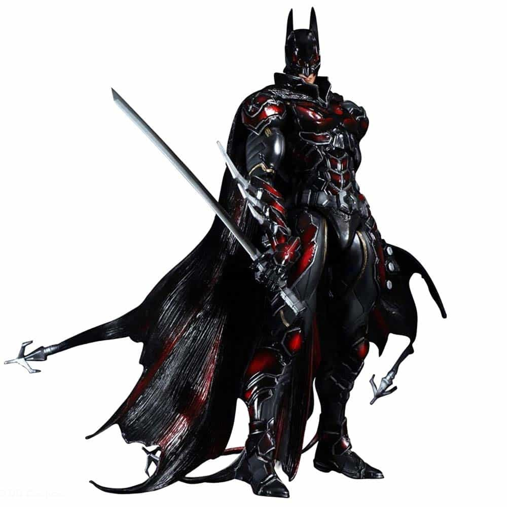(日版) play arts DC Comics VARIANT Red Batman  變體版 限定版 紅色 蝙蝠俠
