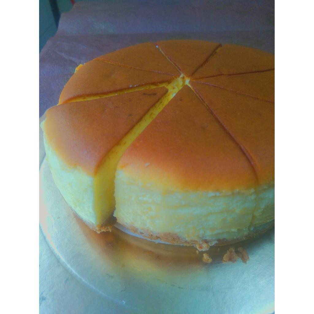 #重乳酪蛋糕