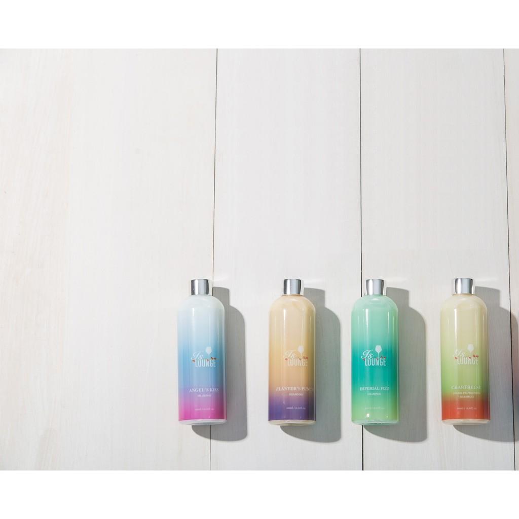 【IS LOUNGE 嗜香氛】經典香氛系列洗髮組