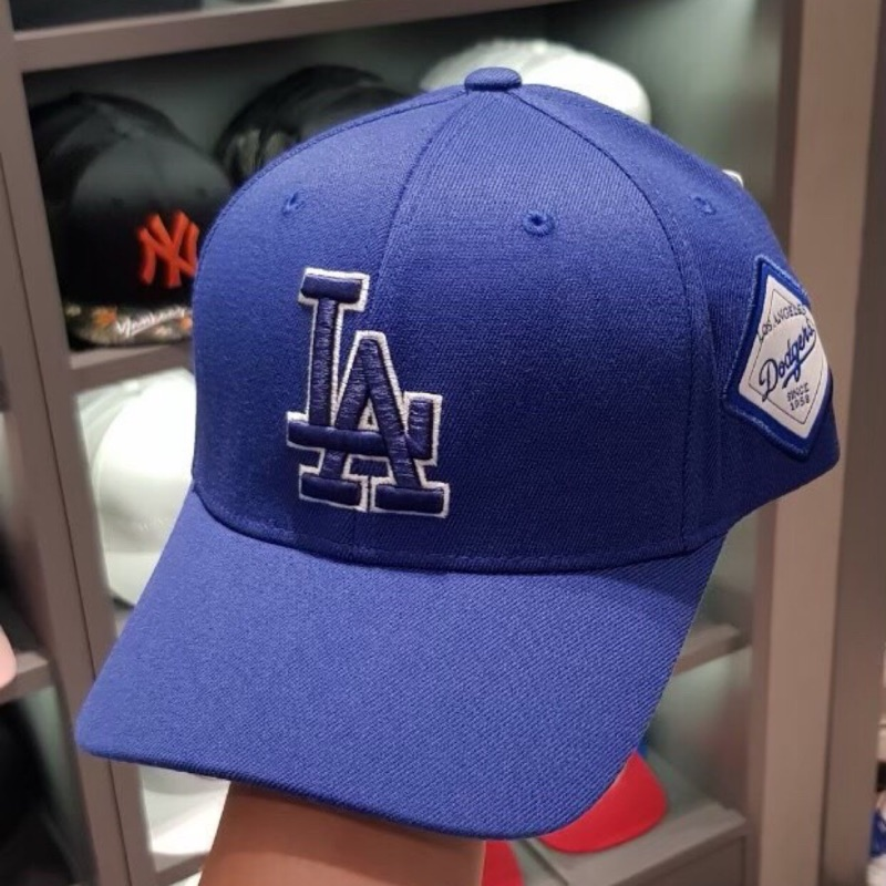 MLB棒球帽 絕對正版 韓國製 LA道奇隊