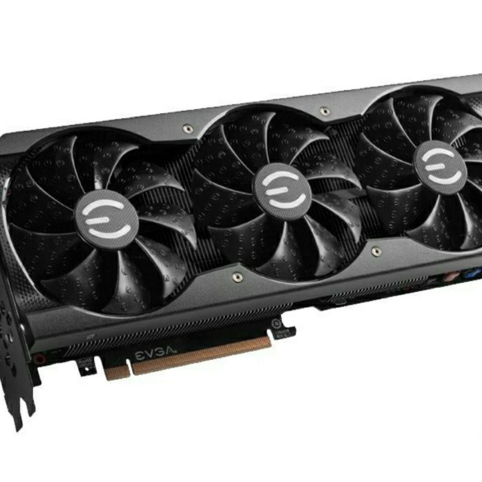 現貨速發EVGA GeForce RTX 3060 Ti FTE3 ULTRA GAMING顯卡